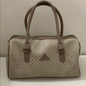 Vintage Liz Claiborne genuine leather bag